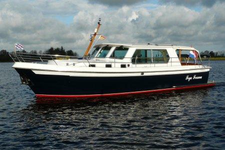 Pikmeerkruiser 1150 OK Royal, Motorjacht Pikmeerkruiser 1150 OK Royal te koop bij Jachtbemiddeling van der Veen - Terherne