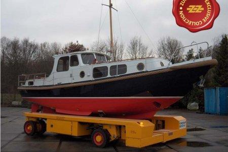 Gillissen Vlet OK/AK, Motorjacht Gillissen Vlet OK/AK te koop bij Jachtbemiddeling van der Veen - Terherne
