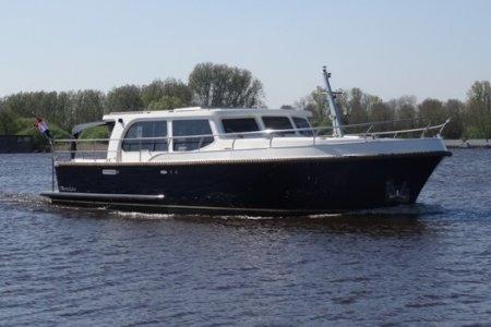 Antaris Steeler 1250 OC, Motorjacht Antaris Steeler 1250 OC te koop bij Jachtbemiddeling van der Veen - Terherne