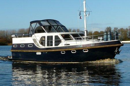 ABIM Classic 118 XL, Motorjacht ABIM Classic 118 XL te koop bij Jachtbemiddeling van der Veen - Terherne