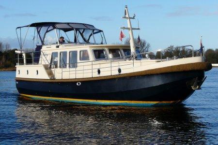 Ijlstervlet 1200 AK, Motor Yacht Ijlstervlet 1200 AK for sale at Jachtbemiddeling van der Veen - Terherne