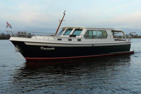 Pikmeerkruiser 1150 OK Royal, Motor Yacht Pikmeerkruiser 1150 OK Royal for sale at Jachtbemiddeling van der Veen - Terherne