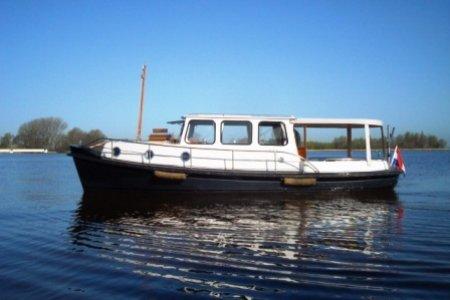 Damen vlet 1030 OK, Motorjacht Damen vlet 1030 OK te koop bij Jachtbemiddeling van der Veen - Terherne