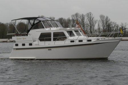 Zijlmans 1000 Eagle Cabrio, Motorjacht Zijlmans 1000 Eagle Cabrio te koop bij Jachtbemiddeling van der Veen - Terherne