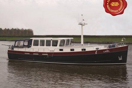 Riverline 1500, Motorjacht Riverline 1500 te koop bij Jachtbemiddeling van der Veen - Terherne