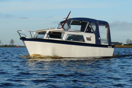 Aquanaut 750, Motorjacht Aquanaut 750 te koop bij Jachtbemiddeling van der Veen - Terherne
