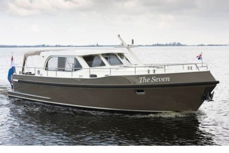 Vedette Salon 1130, Motor Yacht Vedette Salon 1130 for sale at Jachtbemiddeling van der Veen - Terherne
