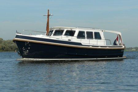 REGO 35 Standard, Motoryacht REGO 35 Standard zum Verkauf bei Jachtbemiddeling van der Veen - Terherne