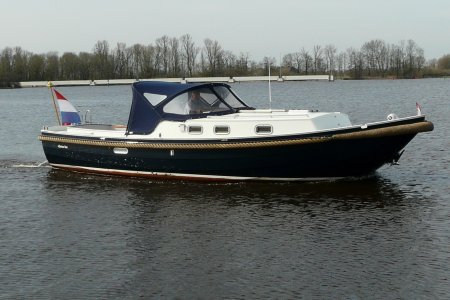 Rijnland Vlet 985 OK, Motoryacht Rijnland Vlet 985 OK zum Verkauf bei Jachtbemiddeling van der Veen - Terherne