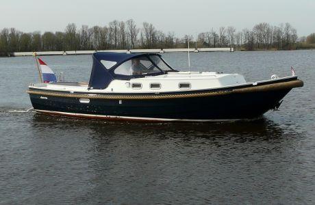 Rijnland Vlet 985 OK, Motorjacht Rijnland Vlet 985 OK te koop bij Jachtbemiddeling van der Veen - Terherne