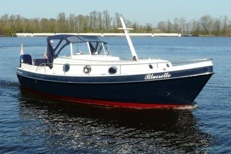 RiverCruise 31 OK, Motorjacht RiverCruise 31 OK te koop bij Jachtbemiddeling van der Veen - Terherne