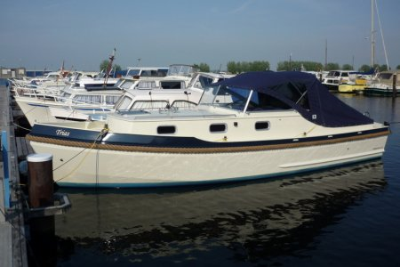 Vedette 820 OK, Motorjacht Vedette 820 OK te koop bij Jachtbemiddeling van der Veen - Terherne