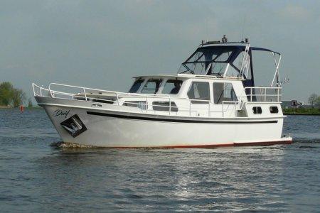 Blauwehand 1100 AK, Motorjacht Blauwehand 1100 AK te koop bij Jachtbemiddeling van der Veen - Terherne