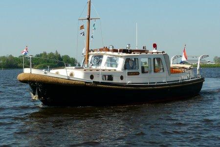 Gillissen Vlet 1130 OK/AK, Motorjacht Gillissen Vlet 1130 OK/AK te koop bij Jachtbemiddeling van der Veen - Terherne