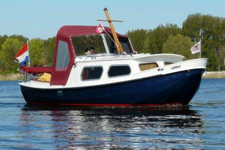 Kok Vlet, Motorjacht Kok Vlet te koop bij Jachtbemiddeling van der Veen - Terherne