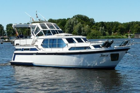 Smelne 1140 AK, Motor Yacht Smelne 1140 AK for sale at Jachtbemiddeling van der Veen - Terherne