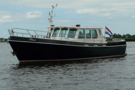 River Cruise 47, Motor Yacht River Cruise 47 for sale at Jachtbemiddeling van der Veen - Terherne