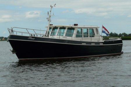River Cruise 47 (inruil Bespreekbaar), Motorjacht River Cruise 47 (inruil Bespreekbaar) te koop bij Jachtbemiddeling van der Veen - Terherne