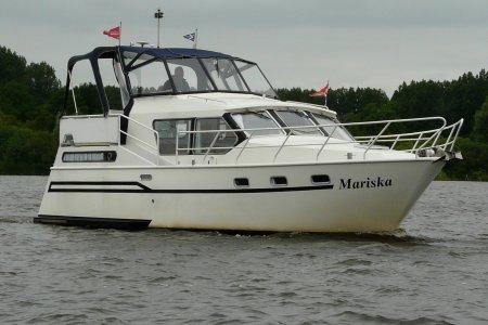 Merenpoort 1100-S, Motorjacht Merenpoort 1100-S te koop bij Jachtbemiddeling van der Veen - Terherne