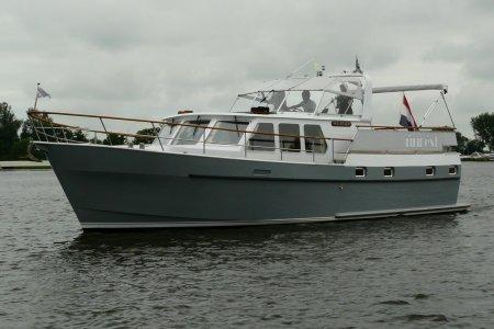 Noordzee Kotter 1400 AK, Motorjacht Noordzee Kotter 1400 AK te koop bij Jachtbemiddeling van der Veen - Terherne