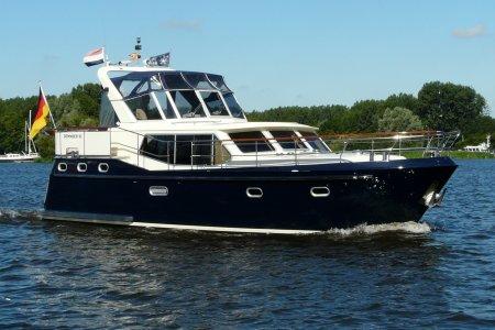 Nowee Caprice 1150, Motorjacht Nowee Caprice 1150 te koop bij Jachtbemiddeling van der Veen - Terherne