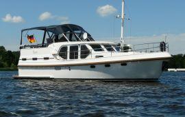 ABIM Classic 118 XL, Motorjacht ABIM Classic 118 XL for sale by Jachtbemiddeling van der Veen - Terherne