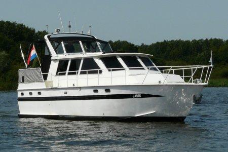 Cascaruda 1250 AK, Motorjacht Cascaruda 1250 AK te koop bij Jachtbemiddeling van der Veen - Terherne