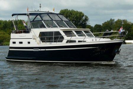 ABIM Cruiser 117, Motorjacht ABIM Cruiser 117 te koop bij Jachtbemiddeling van der Veen - Terherne