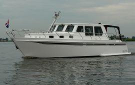 Zijlmans Eagle 1100 OK, Motor Yacht Zijlmans Eagle 1100 OK for sale by Jachtbemiddeling van der Veen - Terherne