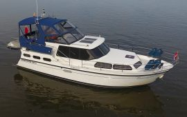Boarncruiser 1000 S, Motorjacht Boarncruiser 1000 S for sale by Jachtbemiddeling van der Veen - Terherne
