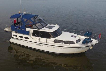Boarncruiser 1000 S, Motorjacht Boarncruiser 1000 S te koop bij Jachtbemiddeling van der Veen - Terherne