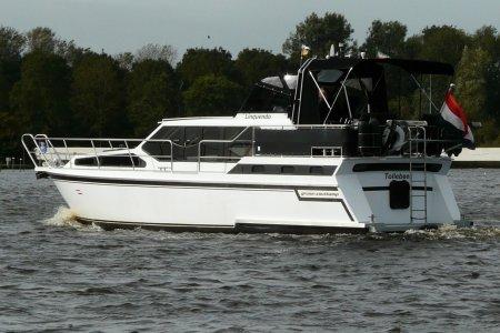 Gruno 38 Elite Royal, Motorjacht Gruno 38 Elite Royal te koop bij Jachtbemiddeling van der Veen - Terherne