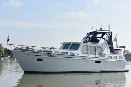 Alm Kruiser 1150 AK, Motorjacht Alm Kruiser 1150 AK te koop bij Jachtbemiddeling van der Veen - Terherne
