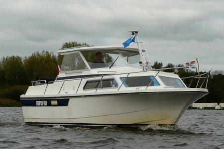 Marco 860 OK, Motorjacht Marco 860 OK te koop bij Jachtbemiddeling van der Veen - Terherne