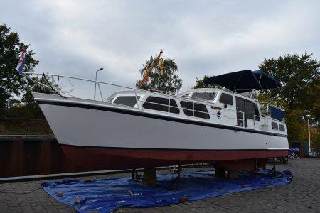 Rijo Kruiser 11.70 AK, Motorjacht Rijo Kruiser 11.70 AK te koop bij Jachtbemiddeling van der Veen - Terherne