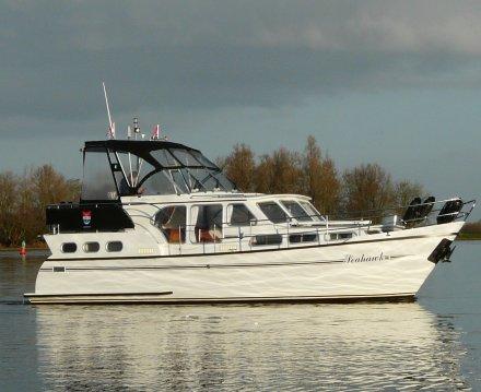 Pedro Skiron 35, Motorjacht for sale by Jachtbemiddeling van der Veen