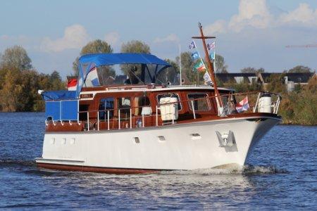 Super Van Craft 11,55 AK, Motorjacht Super Van Craft 11,55 AK te koop bij Jachtbemiddeling van der Veen - Terherne