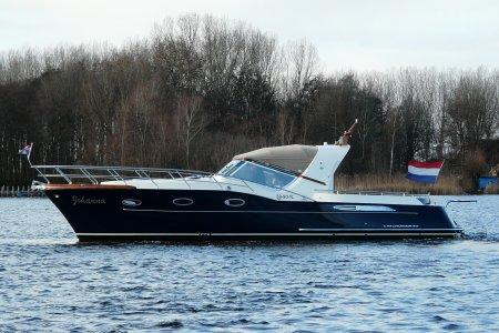 Catcruiser 45, Motorjacht Catcruiser 45 te koop bij Jachtbemiddeling van der Veen - Terherne