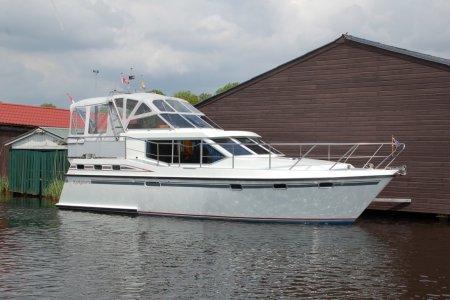 Vri-Jon Contessa 37 E, Motorjacht Vri-Jon Contessa 37 E te koop bij Jachtbemiddeling van der Veen - Terherne
