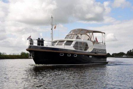 ABIM Classic 108, Motor Yacht ABIM Classic 108 for sale at Jachtbemiddeling van der Veen - Terherne
