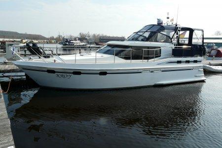 Vri-Jon Contessa 40E, Motorjacht Vri-Jon Contessa 40E te koop bij Jachtbemiddeling van der Veen - Terherne