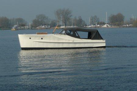 Bakdekker 920, Motorjacht Bakdekker 920 te koop bij Jachtbemiddeling van der Veen - Terherne