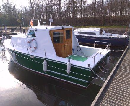 Zwemer 8.40, Motorjacht for sale by Jachtbemiddeling van der Veen