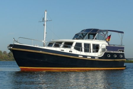 Gruno 38 Classic, Motorjacht Gruno 38 Classic te koop bij Jachtbemiddeling van der Veen - Terherne