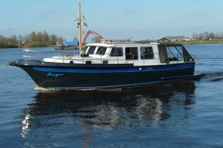 Kapa Kruiser Jubilee, Motorjacht Kapa Kruiser Jubilee te koop bij Jachtbemiddeling van der Veen - Terherne