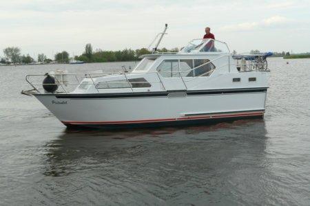 Succes 850 Sport, Motorjacht Succes 850 Sport te koop bij Jachtbemiddeling van der Veen - Terherne