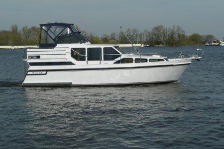 Gruno 33 Sport Explorer, Motorjacht Gruno 33 Sport Explorer te koop bij Jachtbemiddeling van der Veen - Terherne