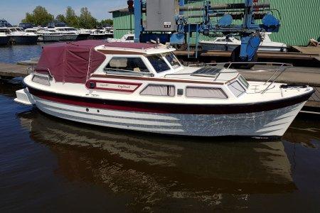 Saga 27 Ak, Motorjacht Saga 27 Ak te koop bij Jachtbemiddeling van der Veen - Terherne