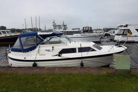 Scand 25 Classic, Motorjacht Scand 25 Classic te koop bij Jachtbemiddeling van der Veen - Terherne