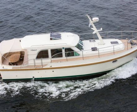 "Linssen Grand Sturdy 380 Sedan ""TWIN"""", Motor Yacht for sale by Jachtbemiddeling van der Veen"